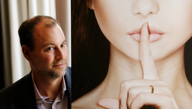 El fundador de Ashley Madison, Noel Biderman.