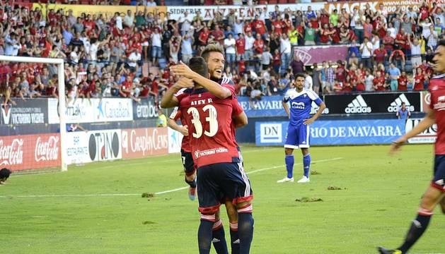 Osasuna 1-0 Mirandés (I)
