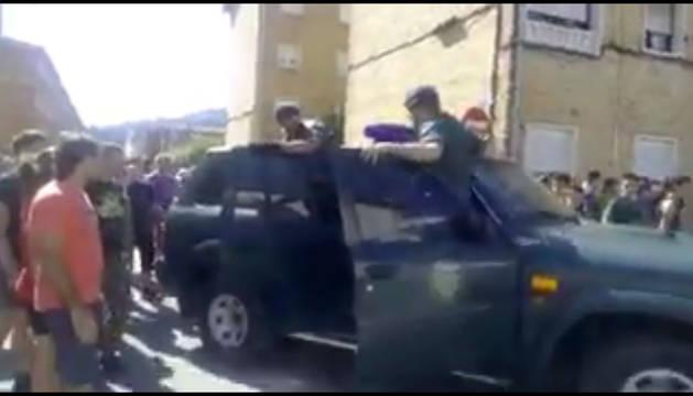 Una imagen del vídeo.