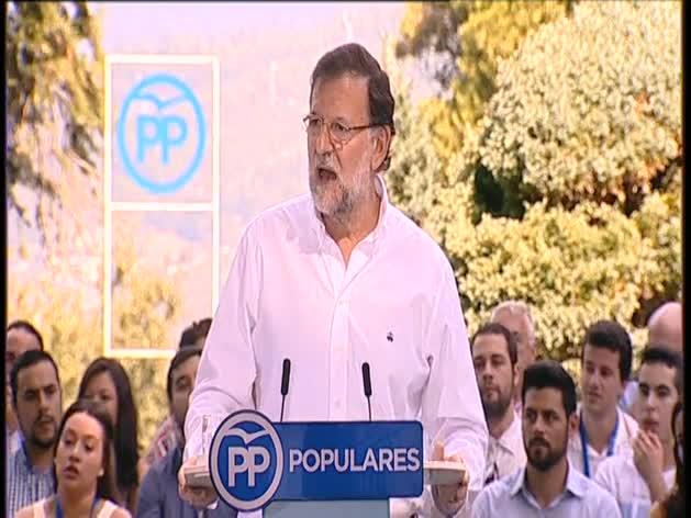 Rajoy pide estabilidad política