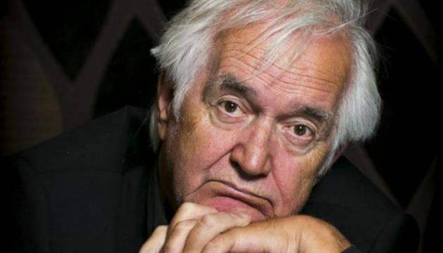 El escritor sueco Henning Mankell