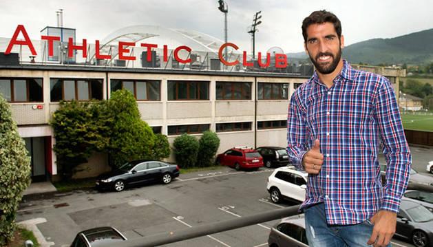 Raúl García ficha por el Athletic.