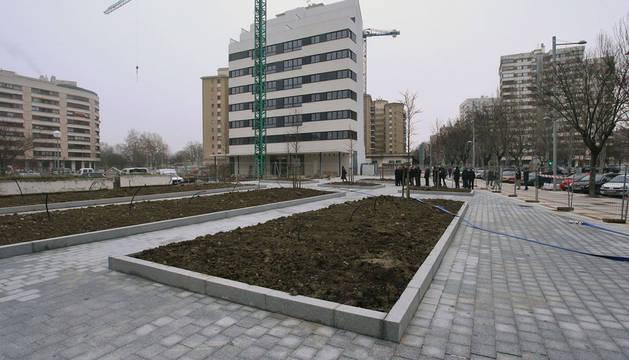 Las obras de la nueva plaza de Iturrama Nuevo empezarán en octubre