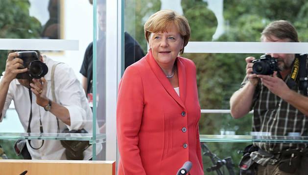 El plan franco-alemán para los refugiados incluye cuotas