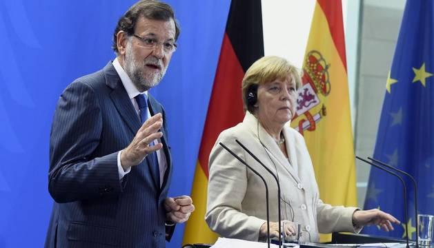 Rajoy dispuesto, con condiciones, a que España acoja más refugiados