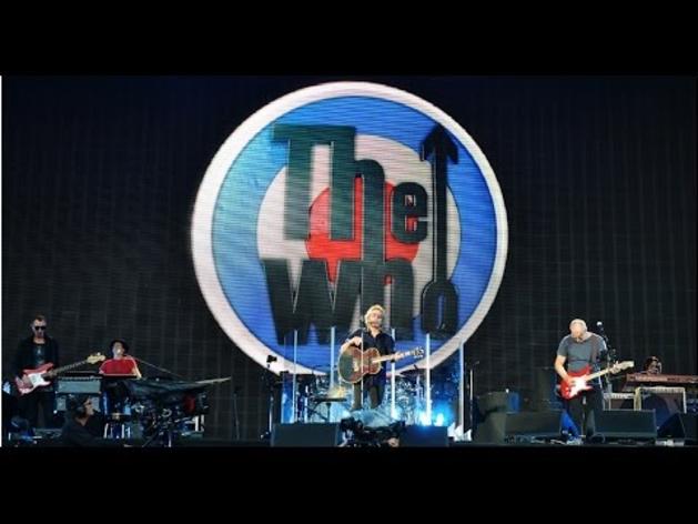 Tráiler de 'The Who: Live In Hyde Park'