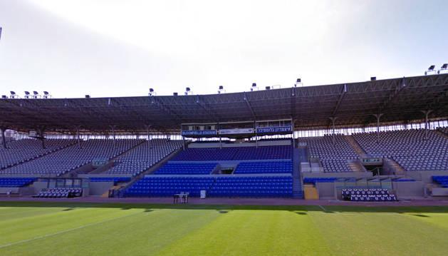 Estadio Bnei Yehuda de Tel Aviv.