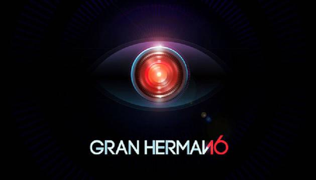 Logo de 'Gran Hermano 16'.