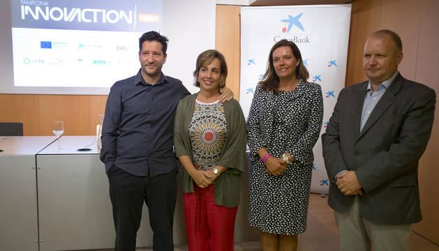 Más de mil directivos participarán en Pamplona en la Innovaction Week