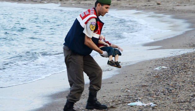 La familia del niño sirio ahogado intentó conseguir asilo en Canadá