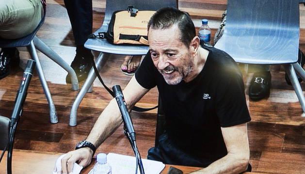 El exalcalde de Marbella Julián Muñoz declara en el juicio del 'Caso Fergocon'.