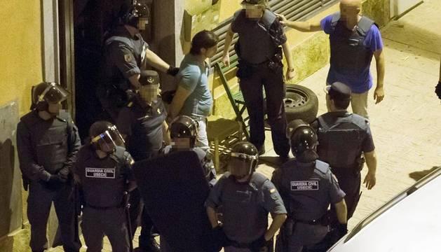 Siete detenidos tras una reyerta mortal entre clanes de Mazarrón