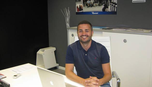 Óscar Villafranca, director ejecutivo de Remaned