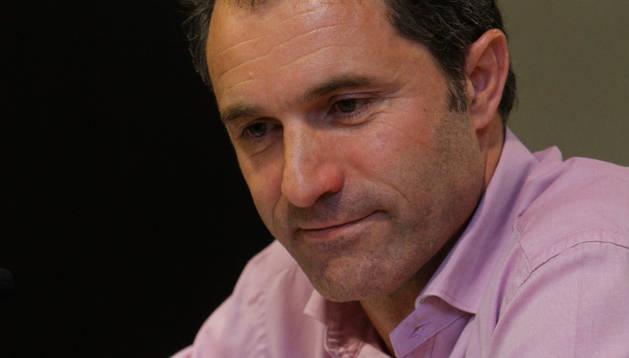 Sergio Sánchez Chivite, Cirbonero Popular de 2015.