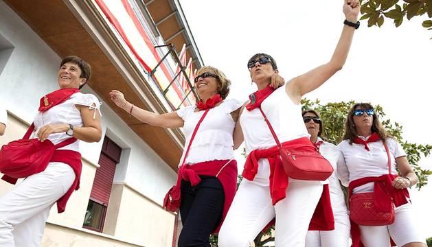 Fiestas en Navarra - 4 de septiembre