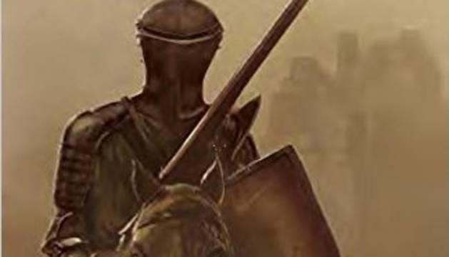 El libro 'El caballero de los Siete Reinos'.