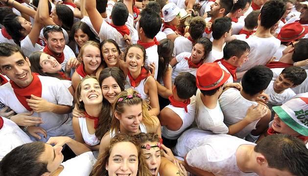 Fiestas del sábado 5 de septiembre en las localidades navarras de Arróniz, Caparroso, Lodosa, Milagro, Olite y Peralta.