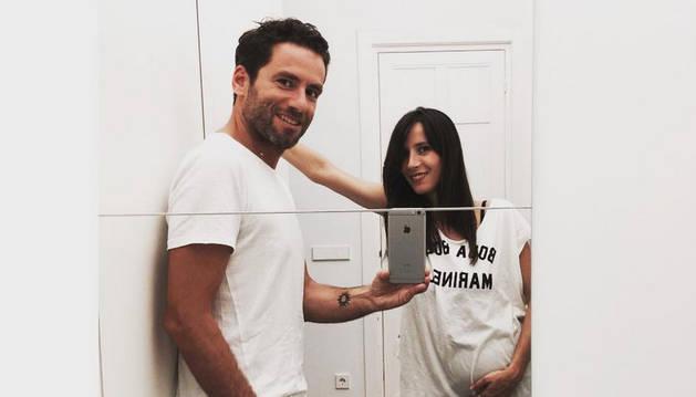 'Selfie' que han colgado en la red social Instagram.