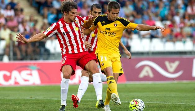 Almería-Osasuna (2-1)