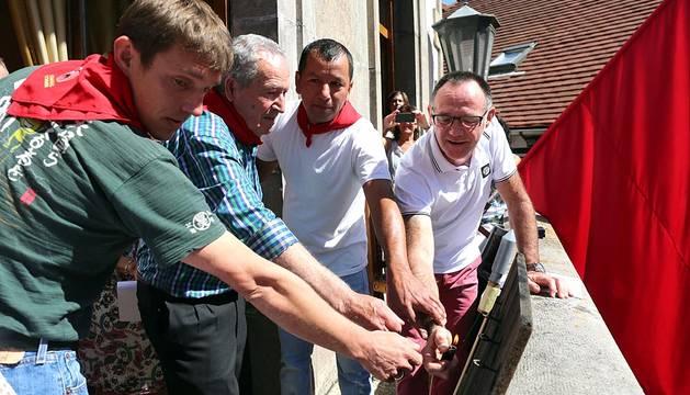 Fiestas en Navarra - 7 de septiembre