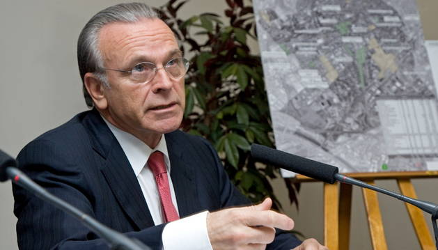 Isidro Fainé, presidente de 'la Caixa'.