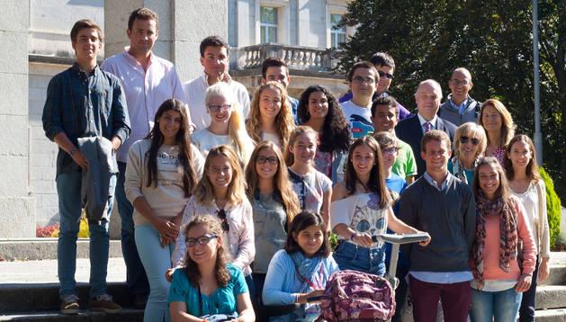 Participantes del 'Campus inclusivos, campus sin límite'.