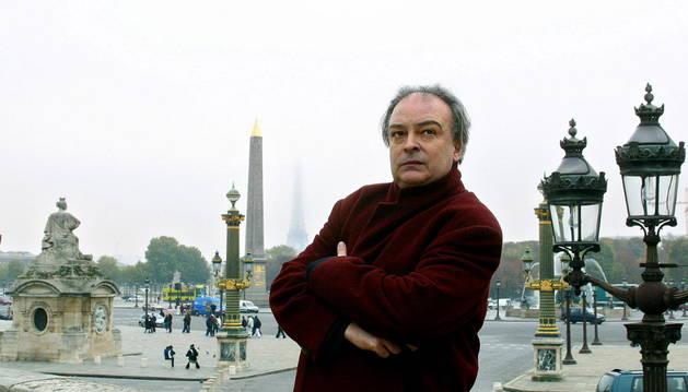 El escritor español, Enrique Vila-Matas.