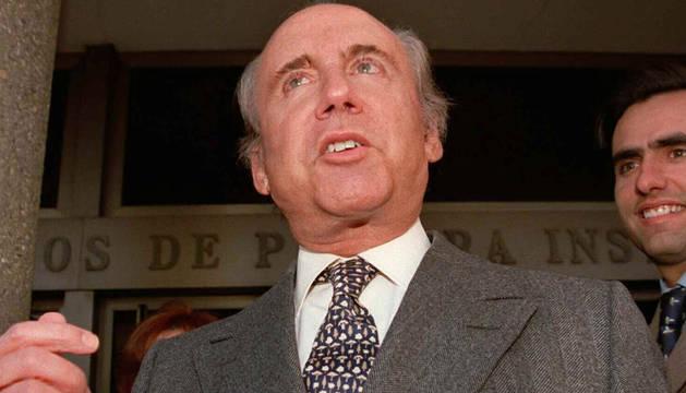 José María Ruiz-Mateos.