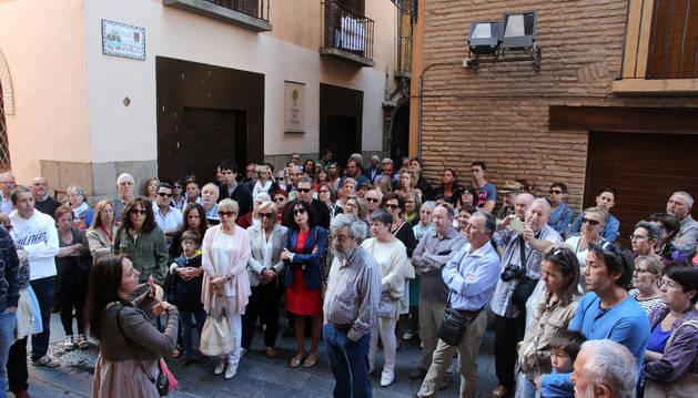 Tudela celebra el Día de la cultura judía