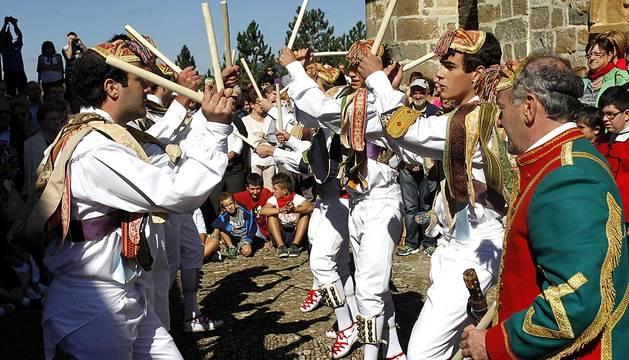 Fiestas en Navarra - 8 de septiembre
