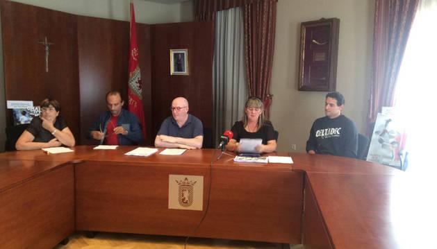Huarte niega que se suprima la presencia en actos religiosos