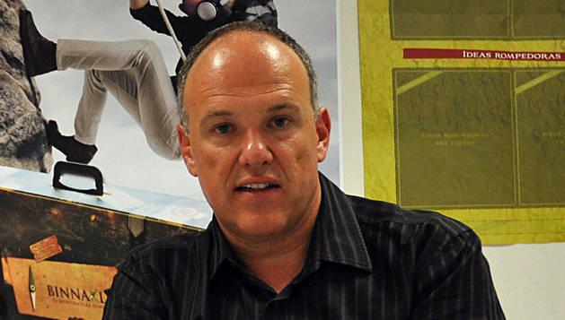 El especialista en inteligencia creativa Philippe Delespesse.