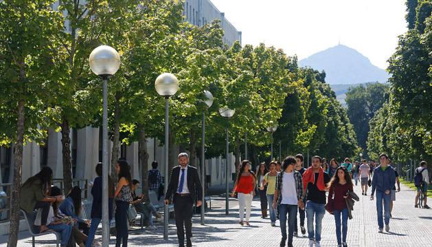 La UPNA celebra este viernes el acto de apertura de curso