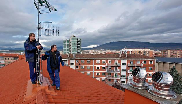 UPN pide más plazo para las ayudas para adaptar las antenas de la TDT