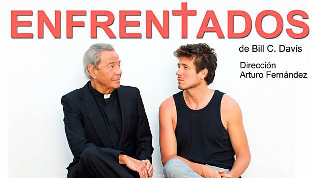 Baluarte acoge el 'enfrentamiento' entre Arturo Fernández y Bruno Ciordia