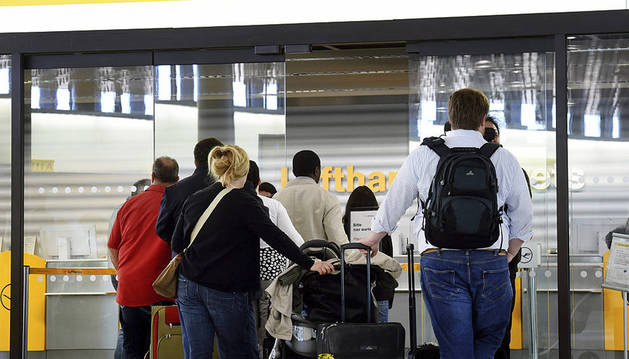 La Justicia alemana paraliza la huelga de pilotos de Lufthansa