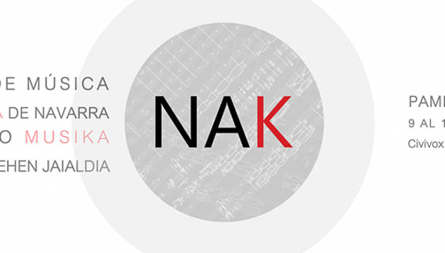 Pamplona acoge el NAK Festival 2015