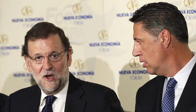 Rajoy pide a los catalanes que vayan a votar