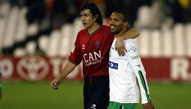 Pablo García y Regueiro, en 2003.