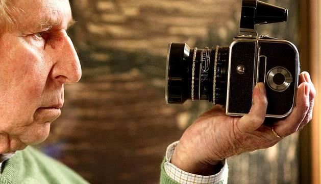 Fallece el fotógrafo vasco Alberto Schommer