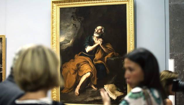 El Museo del Prado ha presentado la obra de Bartolomé Estebán Murillo.