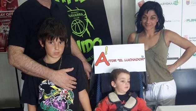 Presentación de la campaña social de Planasa.