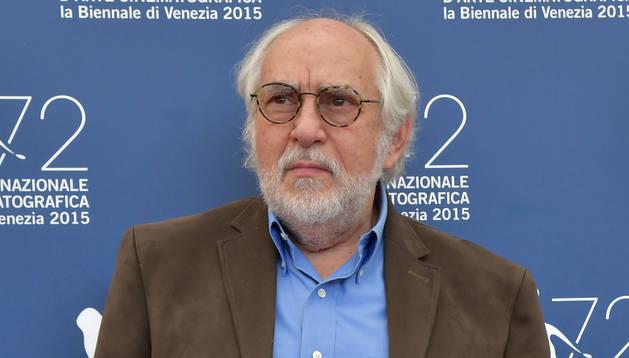 El director mexicano Arturo Ripstein.