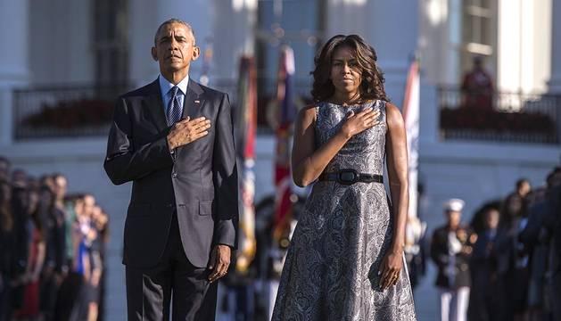 Estados Unidos recuerda a las víctimas del 11S