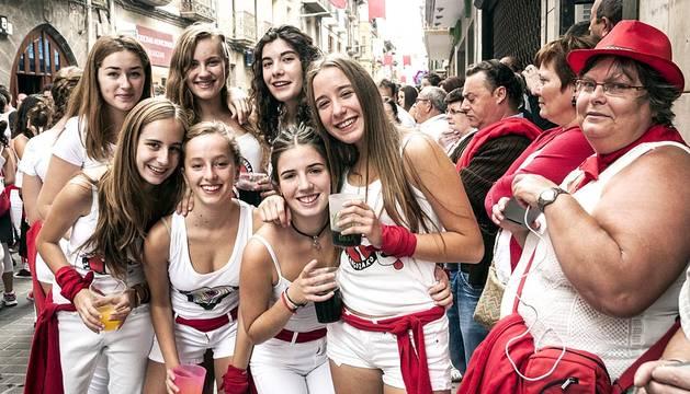 Fiestas en Navarra - 11 de septiembre