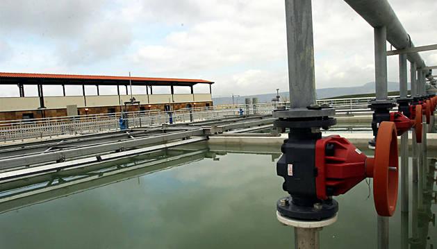 La Mancomunidad recurre al agua de Itoiz entre junio y septiembre