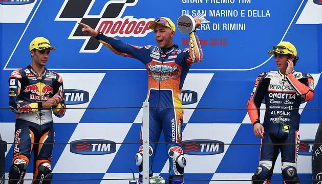 Bastiani se estrena en Moto3 con un triunfo en San Marino
