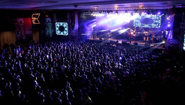 Rock para celebrar la independencia en Guatemala