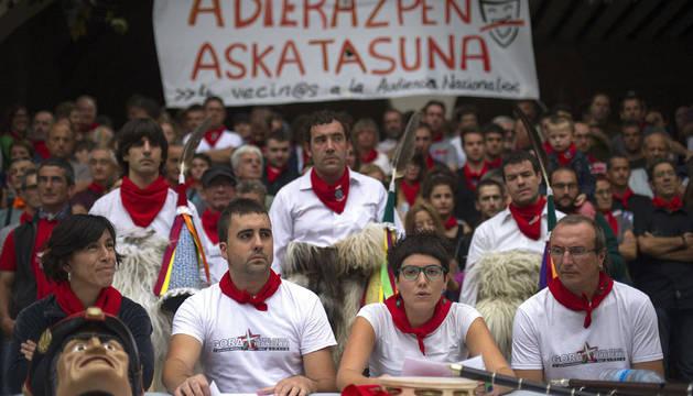 Imputados dos concejales de Bildu por enaltecimiento de terrorismo