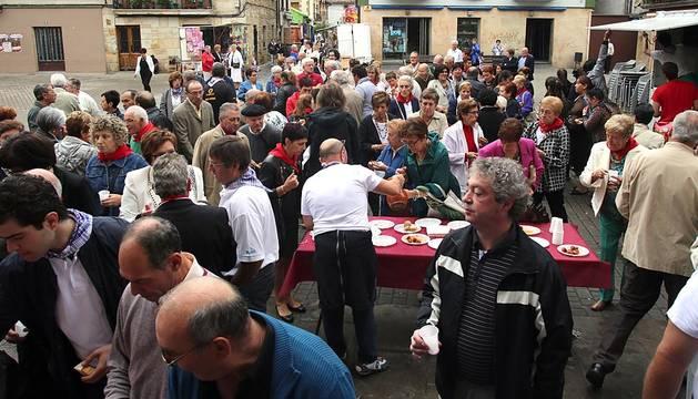 Fiestas en Navarra - 14 de septiembre